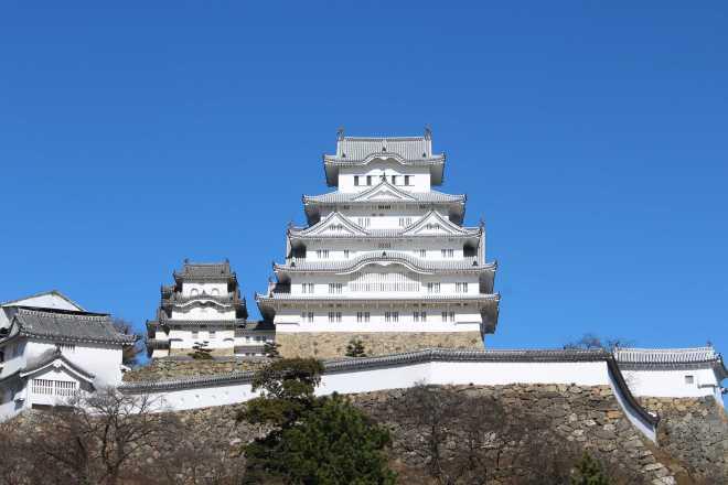 Kyoto, Part 2, Himeji Castle - 4