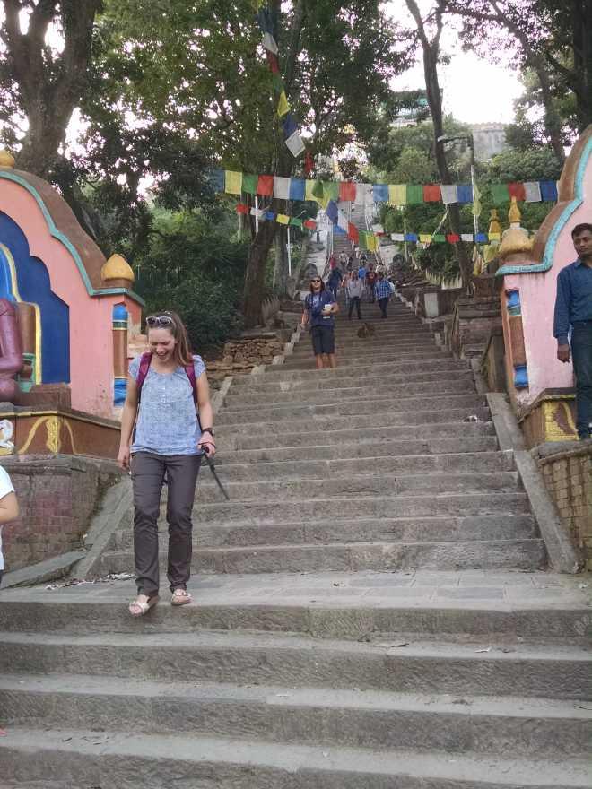 Kathmandu 1, Swayambhunath - 4