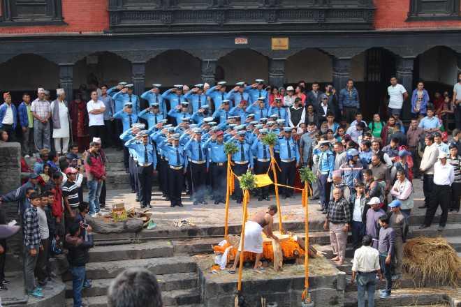 Kathmandu 1, Pashupatinath - 4