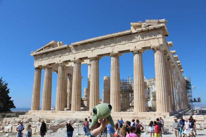 Greece 1, Athens - 5