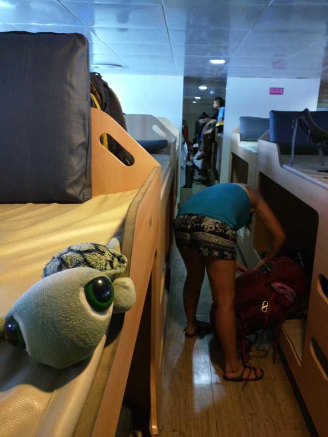 Ferry, Coron-Manila - 5