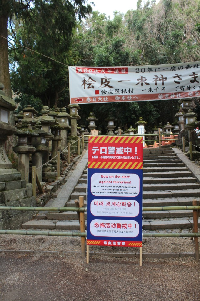 Kyoto, Part 2, Nara - 6