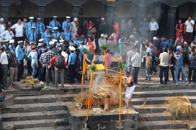 Kathmandu 1, Pashupatinath - 6
