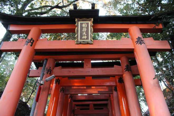 Kyoto, Part 2, Fushimi-inari tashi - 7