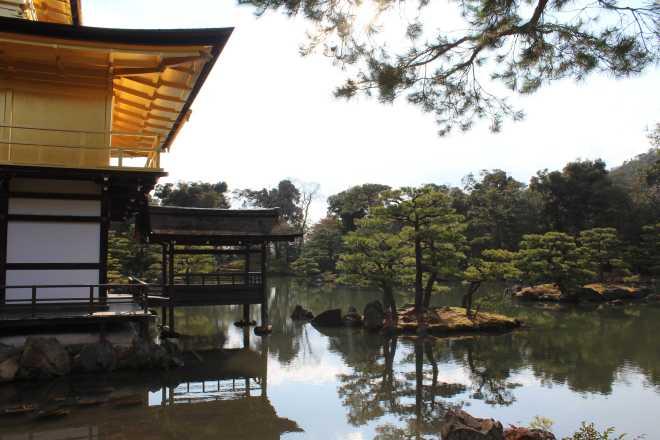 Kyoto, Part 2, Kinkaku-ji - 7