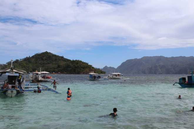 Coron, Island Hopping - 7