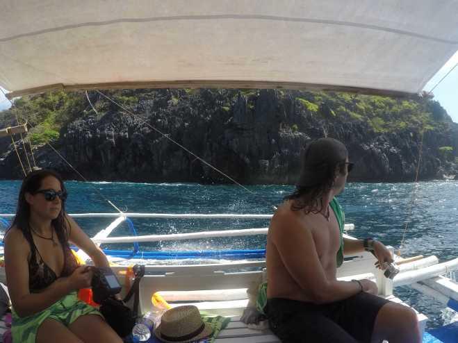 73El Nido, Island Hopping -