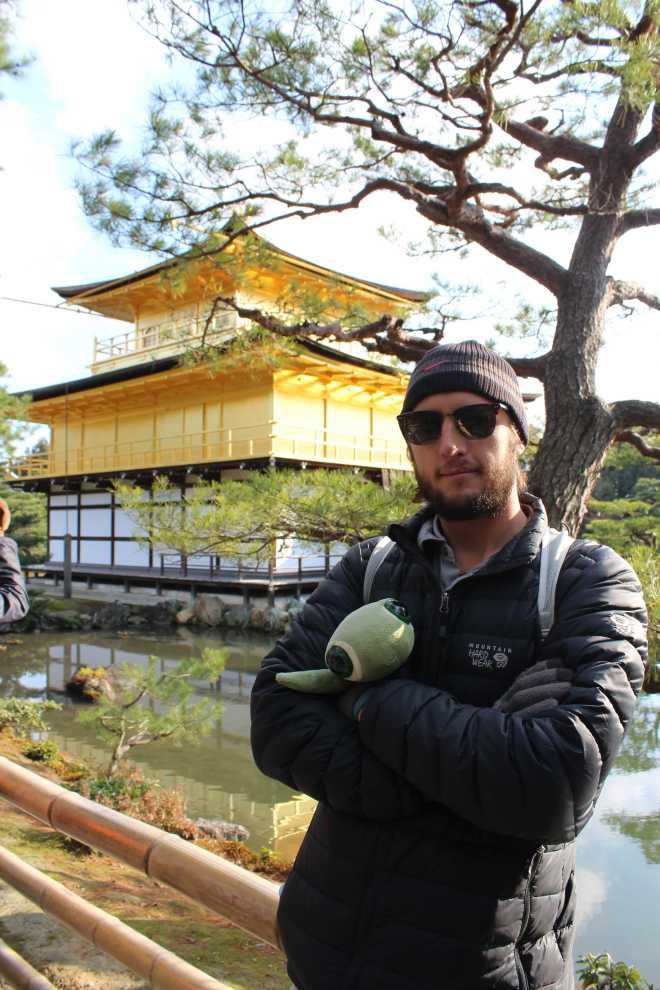 Kyoto, Part 2, Kinkaku-ji - 8