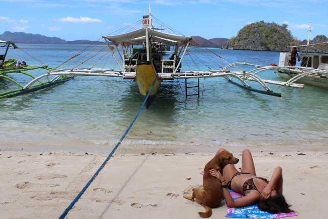 Coron, Island Hopping - 8
