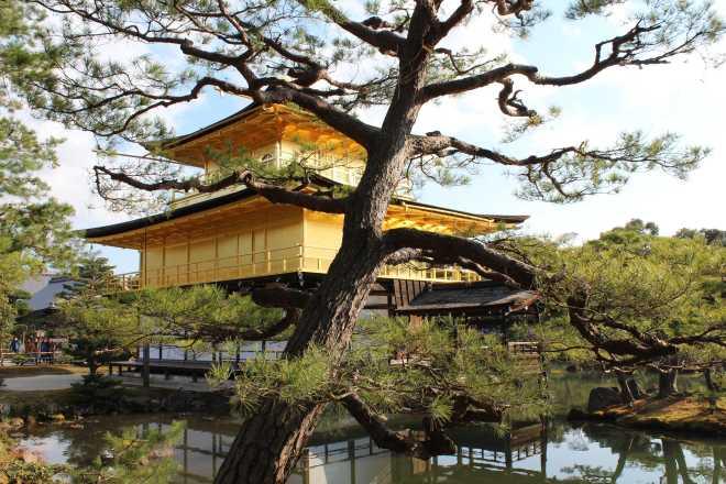 Kyoto, Part 2, Kinkaku-ji - 9