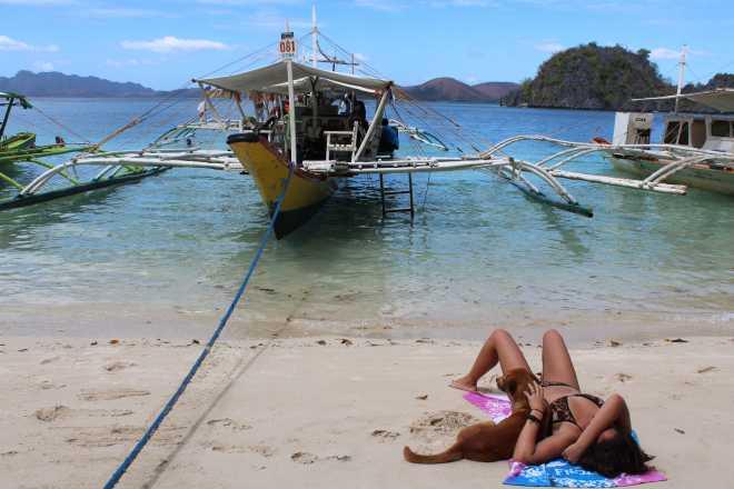 Coron, Island Hopping - 9