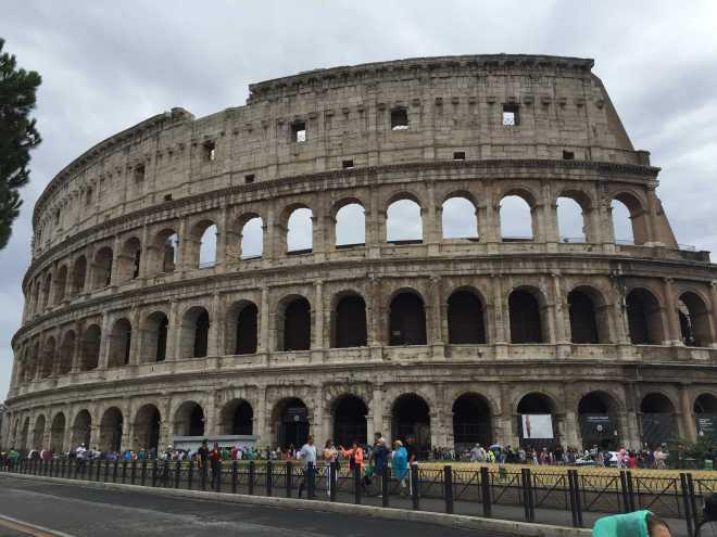 Rome, Colosseum - 1