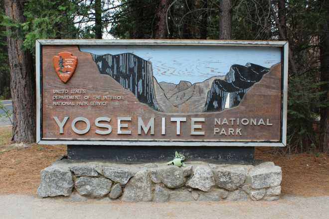 Yosemite - 1