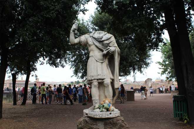 Rome, Palatine Hill - 11
