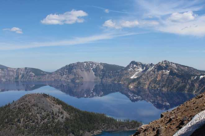 Crater Lake - 11