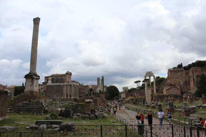 Rome, Roman Forum - 11