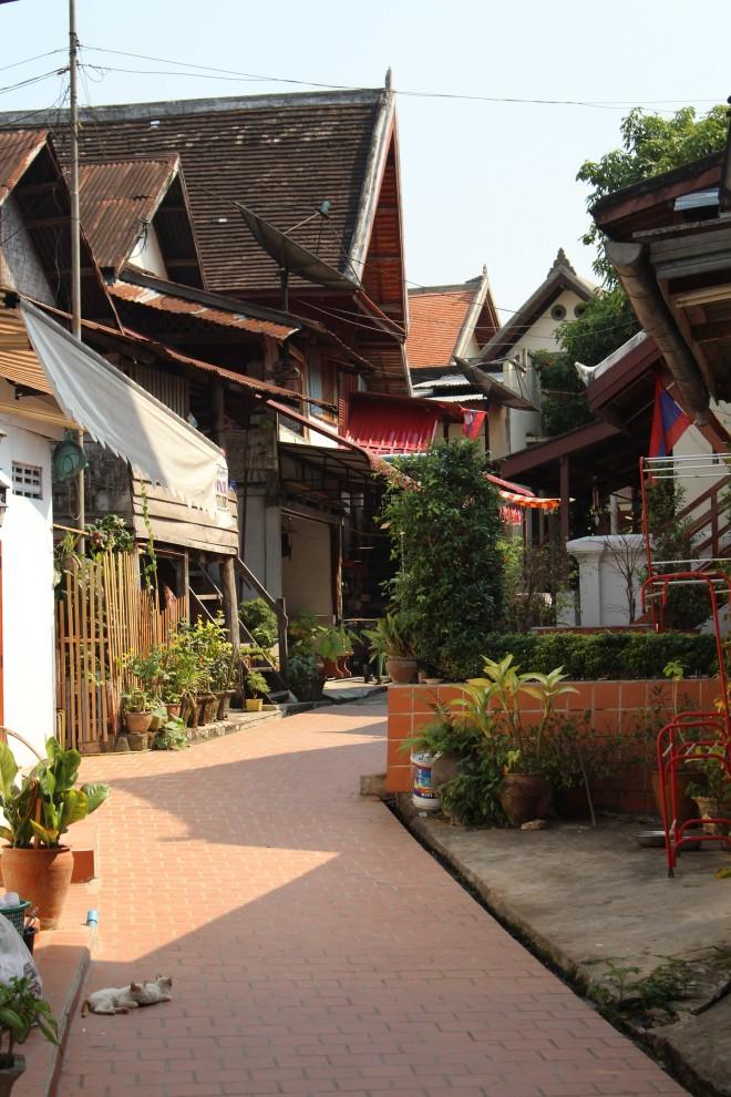 Luang Prabang, Old Town 1 - 11
