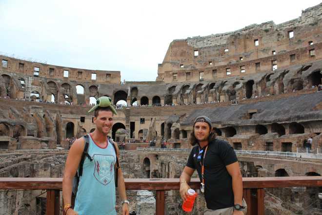 Rome, Colosseum - 12