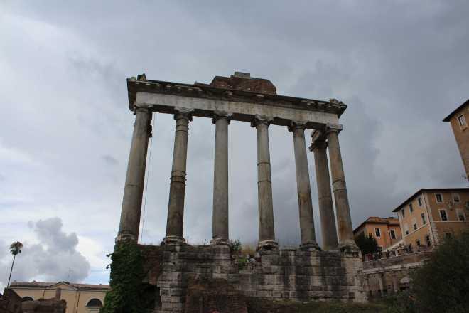 Rome, Roman Forum - 12