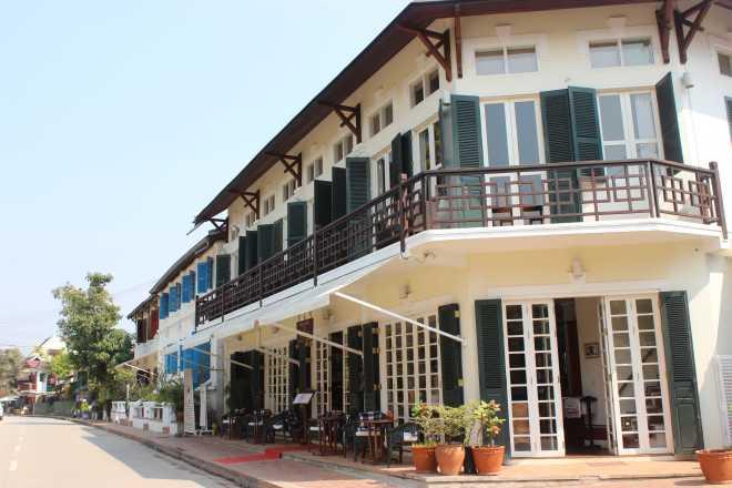 Luang Prabang, Old Town 1 - 12