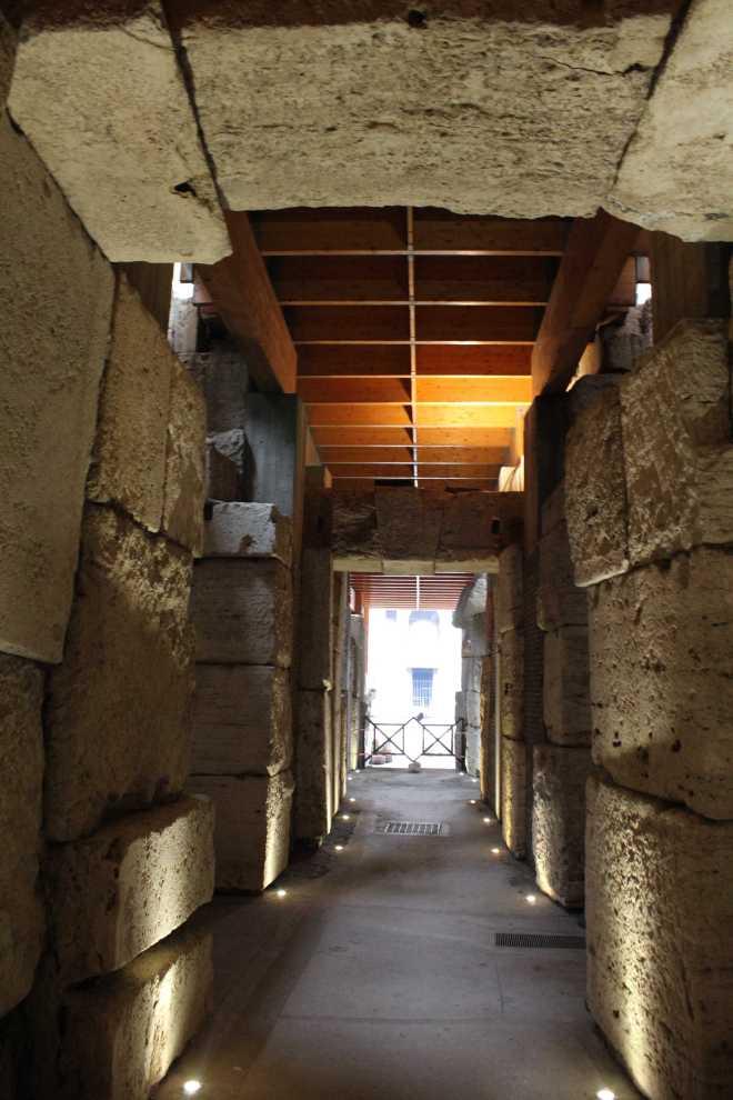 Rome, Colosseum - 13