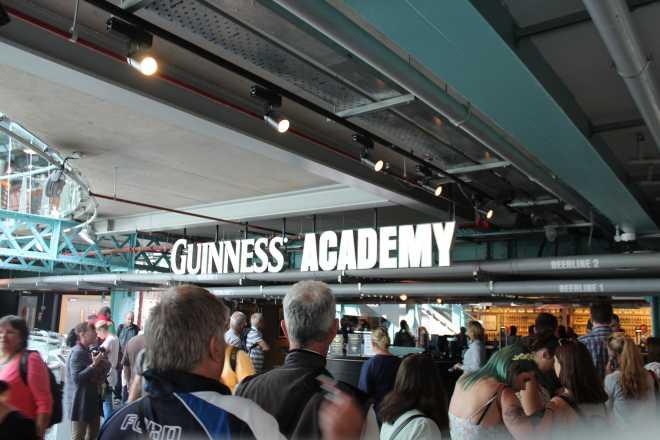 Dublin, Guinness - 13