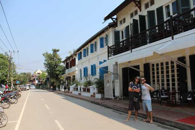 Luang Prabang, Old Town 1 - 13
