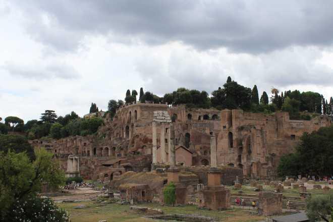 Rome, Roman Forum - 14