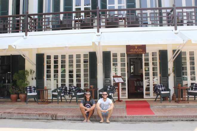 Luang Prabang, Old Town 1 - 14