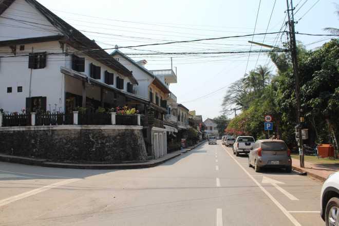 Luang Prabang, Old Town 1 - 15