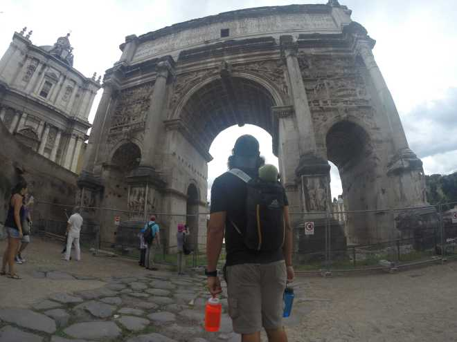 Rome, Roman Forum - 16