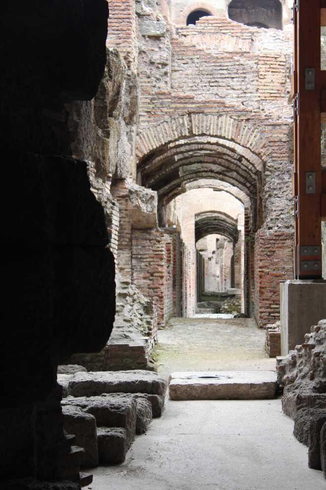 Rome, Colosseum - 18