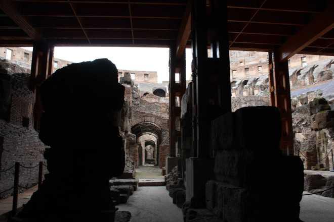Rome, Colosseum - 19