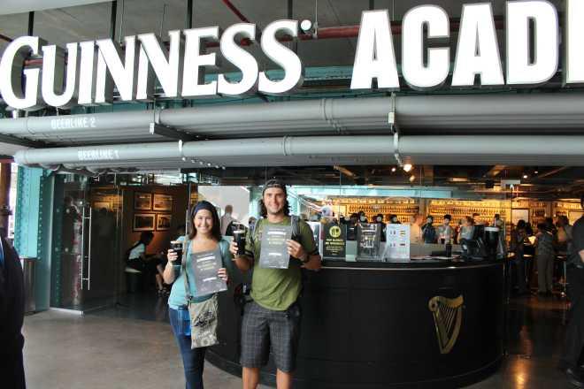 Dublin, Guinness - 19