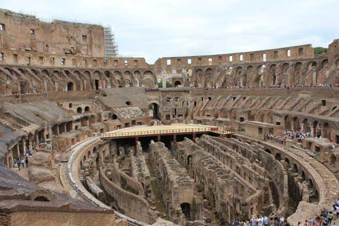 Rome, Colosseum - 20