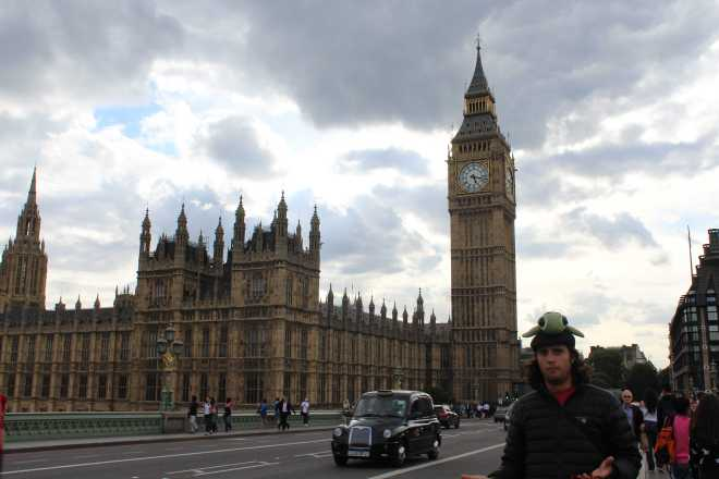 London, Part 1, Being Tourists - 20