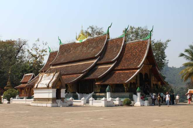 Luang Prabang, Old Town 1 - 20