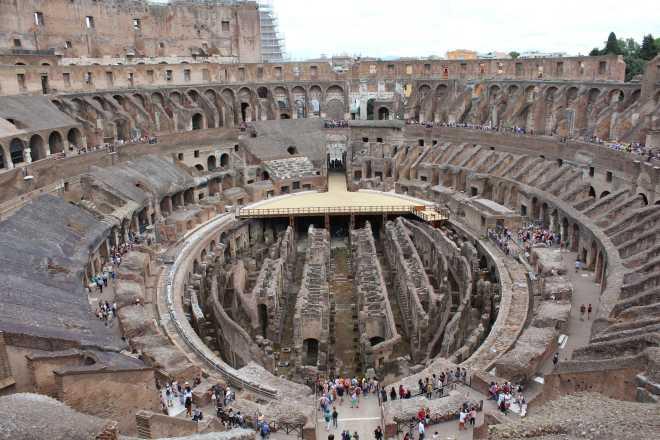 Rome, Colosseum - 21