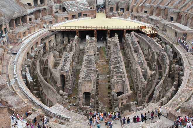 Rome, Colosseum - 22