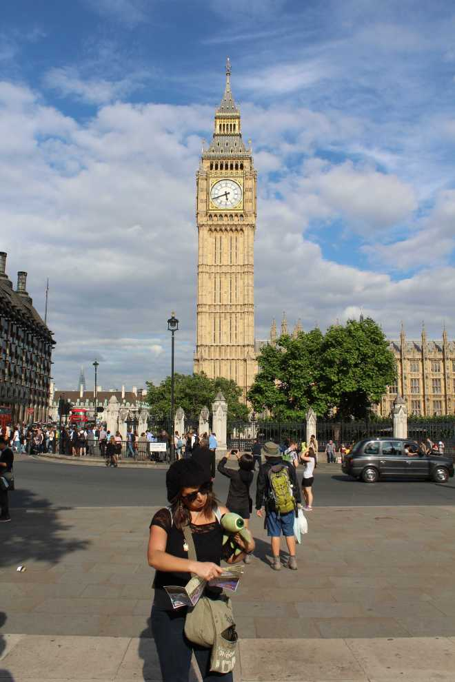 London, Part 1, Being Tourists - 22