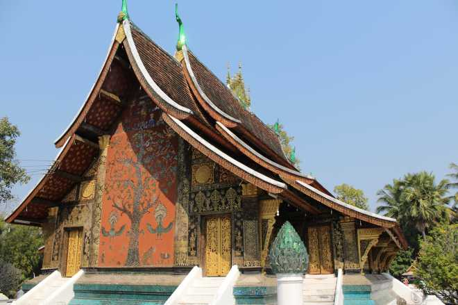 Luang Prabang, Old Town 1 - 22