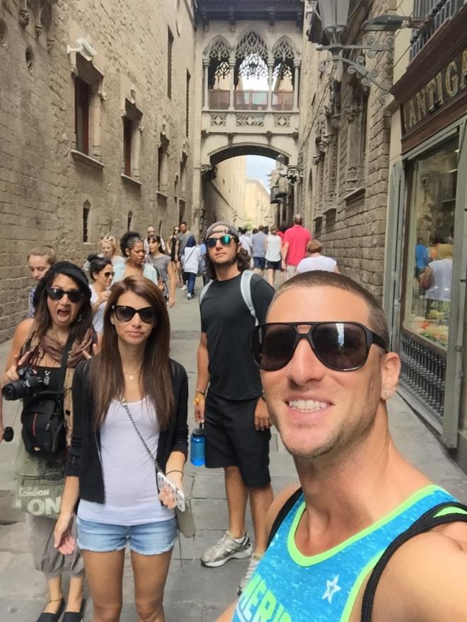 Barcelona, Part 1 - 2