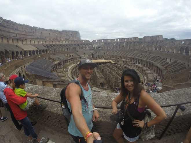 Rome, Colosseum - 23