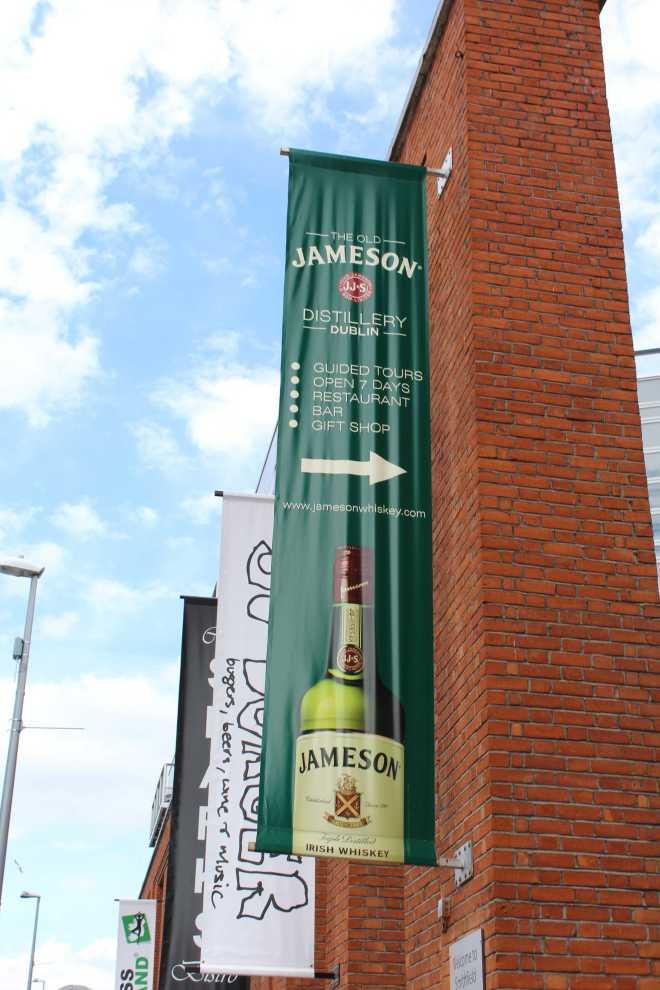 Dublin, Jameson - 2