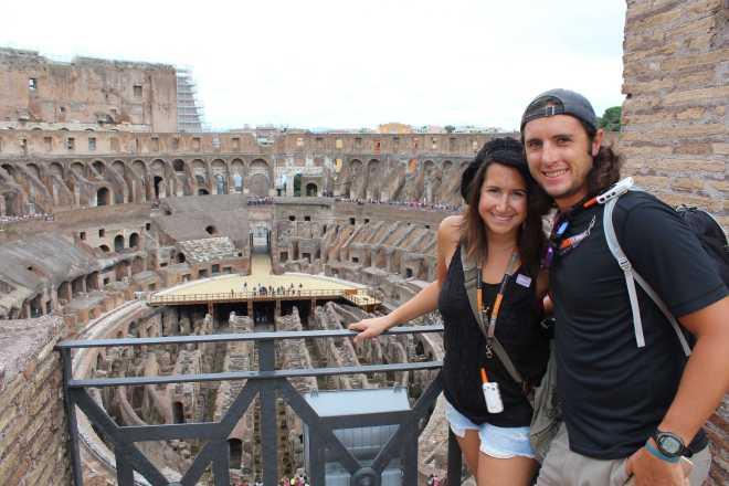 Rome, Colosseum - 24