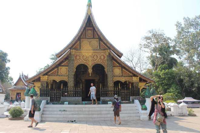 Luang Prabang, Old Town 1 - 25