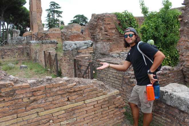 Rome, Palatine Hill - 2