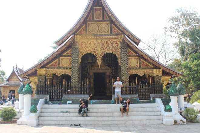 Luang Prabang, Old Town 1 - 26