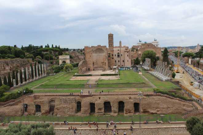 Rome, Roman Forum - 2