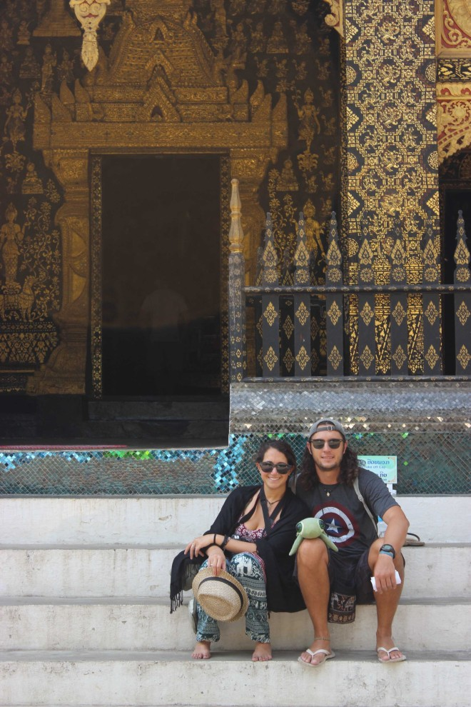 Luang Prabang, Old Town 1 - 28